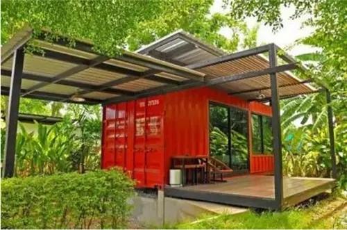 集装箱定制房屋