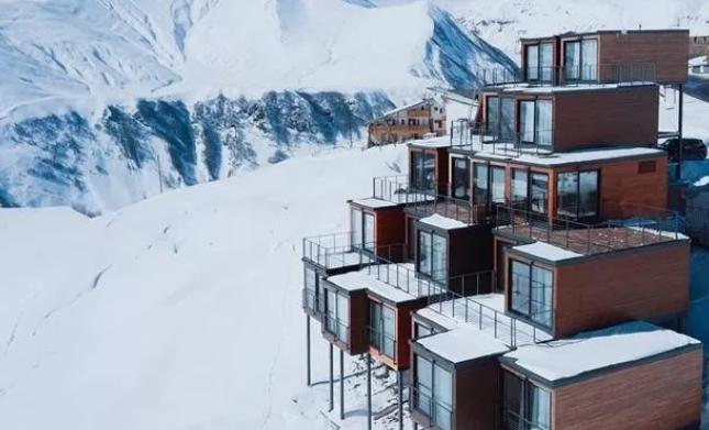滑雪度假村,格鲁吉亚